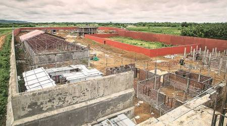 First detention centre in Karnataka to house illegal immigrants