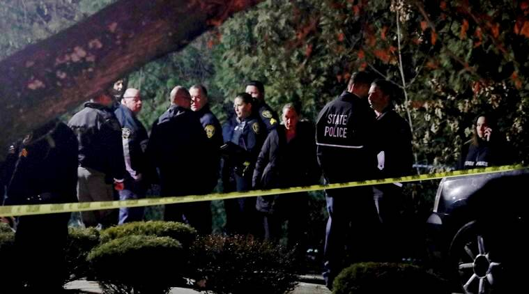 US: 5 stabbed at synagogue in New York during Hanukkah celebrations