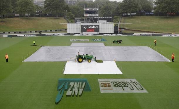 New Zealand win series against England, rain brings early end to 2nd Test