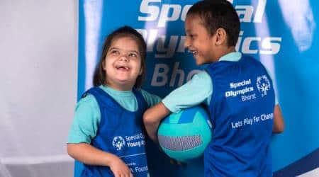 special olympics bharat, disabled children, parenting