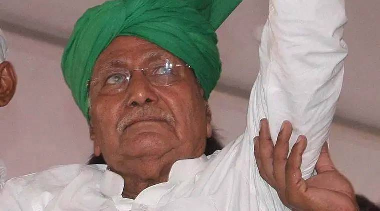 om prakash chautala, om prakash chautala bail, om prakash chautala graft case, om prakash chautala corruption, om prakash chautala jailed, abhay chautala, ed, Enforcement Directorate