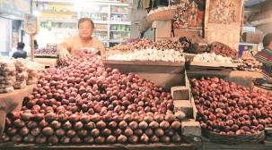 Onion prices in Kolkata to remain high till end  of year, relief likely in January: Task Force