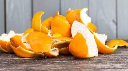 orange, orange peel, health benefits, indian express
