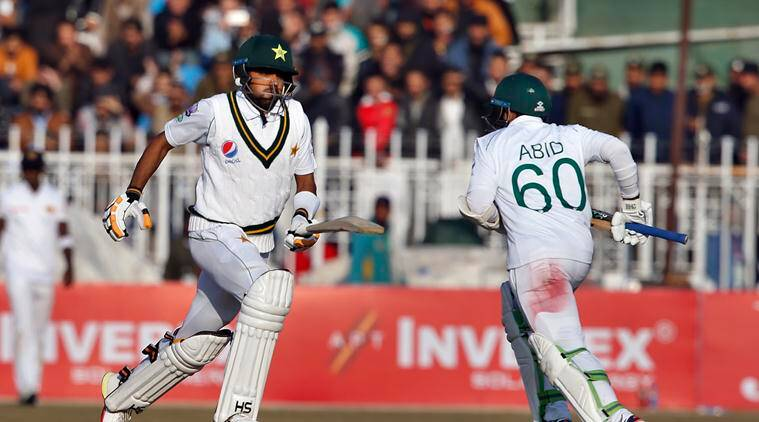 Pakistan's Abid Ali, Babar Azam hit tons to brighten drawn Test
