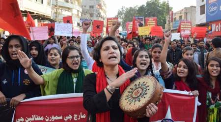 pakistan, pakistan student solidarity march, pakistan students rally, sedition charges against pakistan students, pakistan news