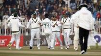 On return of Test cricket to Pakistan, Sri Lanka start decently