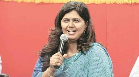 Pankaja Munde, Chandrakant Patil, Maharashtra BJP, Maharashtra BJP Pankaja Munde, India news, Indian Express
