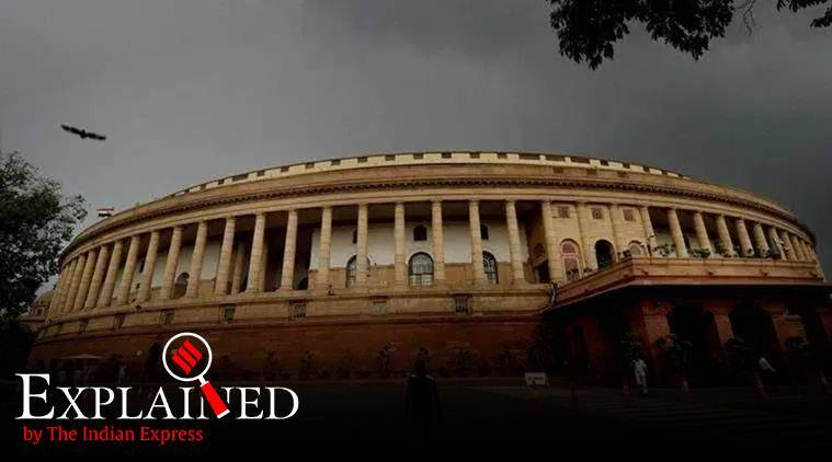 lok sabha mps, mps with criminal record, india mps corruption cases, india parliament, crime against women, ADR, indian express explained
