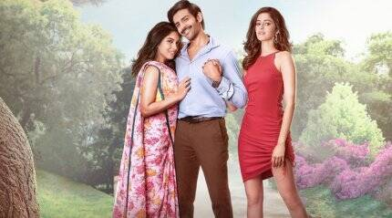 Pati Patni Aur Woh movie review: No laughing matter