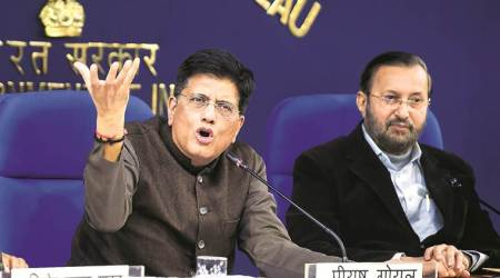 A day after jibe at Amazon, Piyush Goyal says 'all investments welcome'