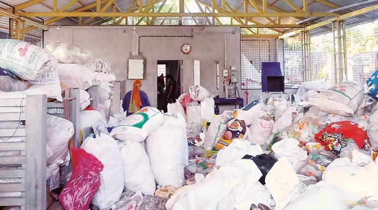 plastic ban, plastic waste, Kerala plastic waste, plastic waste management, single-use plastic, indian express