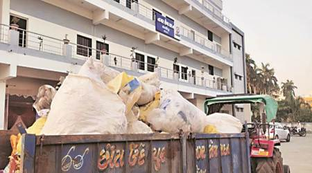 450 kg of plastic waste collected at Chhota Udepur fair