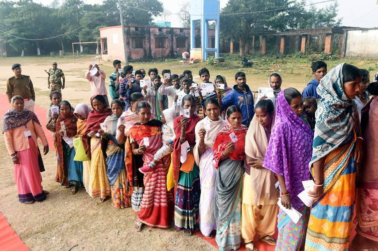 Jharkhand elections: Second phase sees over 63% turnout amid sporadic violence