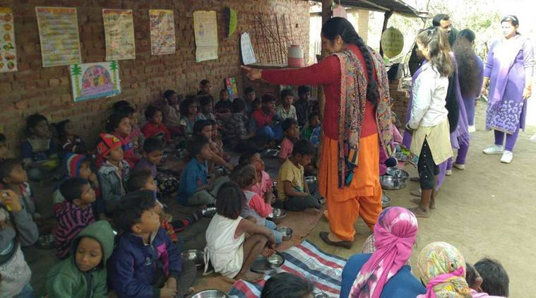 Poshan on wheels: How anganwadis are catering to families of migrant workers