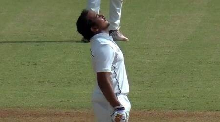 Prithvi Shaw ranji trophy, ranji trophy, cricket news, sports news, latest news, indian express