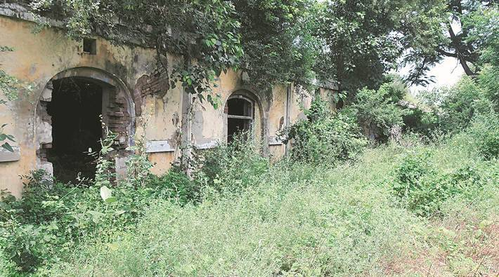 lodhi fort, lodhi fort in ludhiana, Archaeological Survey of India, historical monuments in ludhiana, punjab news