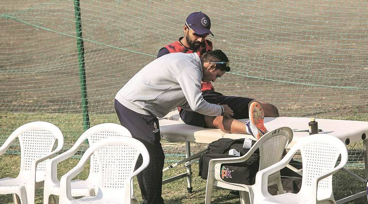 Snake enters ground, interrupts Ranji cricket match