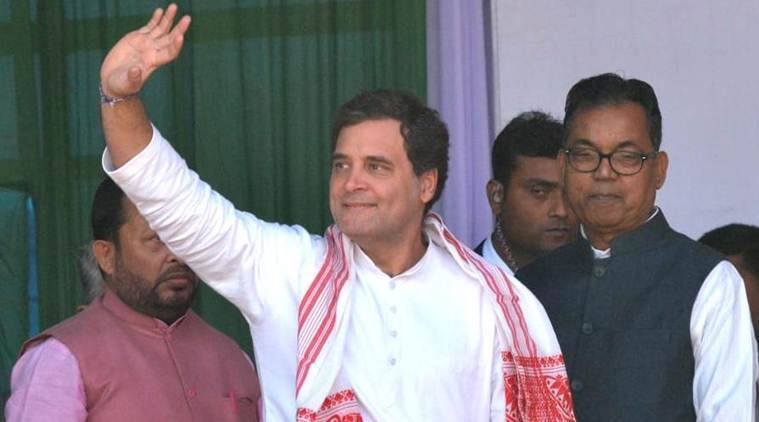 Rahul Gandhi to lead anti-CAA march in Wayanad today