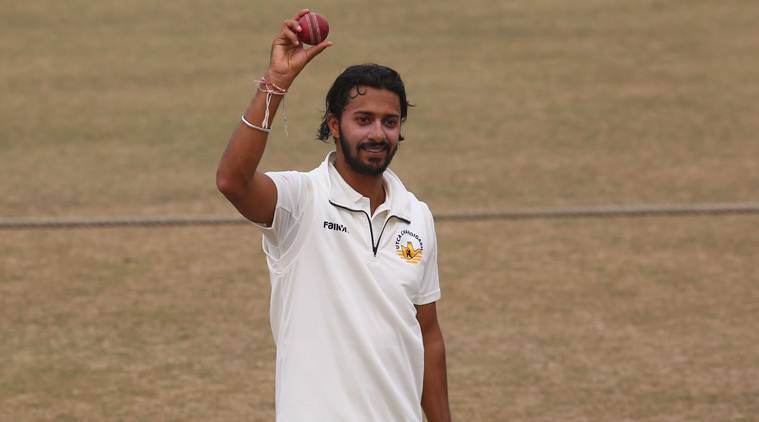 Chandigarh enjoy first-class day on Ranji Trophy debut