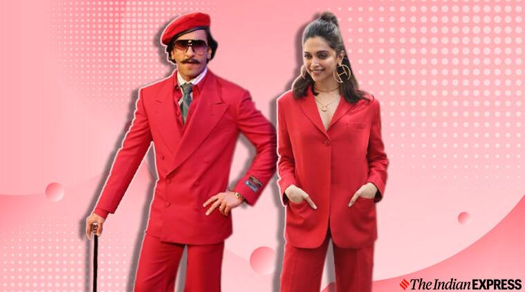 deepika and ranveer latest photos, deepika padukone latest photos , chhappak latest photos, ranveer singh latest photos, deepika padukone and ranveer singh cute photos, indian express, lifestyle