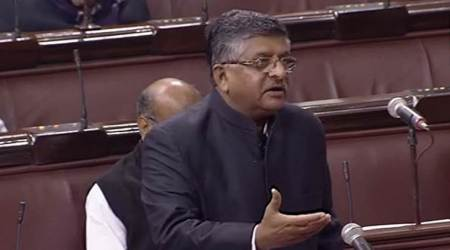 nomination of anglo-indians to lok sabha, state assemblies removed by govt, rs prasad in constitution amendment bill