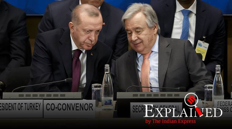 Explained: What is the global refugee meet currently under way in Geneva?