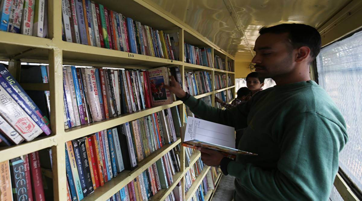 Chandigarh residents, public library, Chandigarh news, Punjab news, indian express news