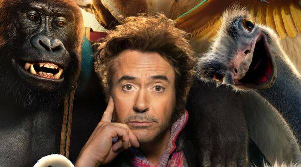 Robert Downey Jr's Dr Dolittle