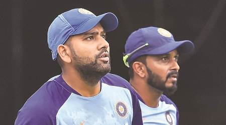 IndvWI ODIs, India vs West Indies ODI series, INDvWI 1st ODI, indian t-20 match, rohit sharma, kedar jadhav, cricket news, sports news, indian express
