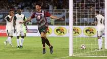 Chamorro indulges in war of words with Mohun Bagan fans