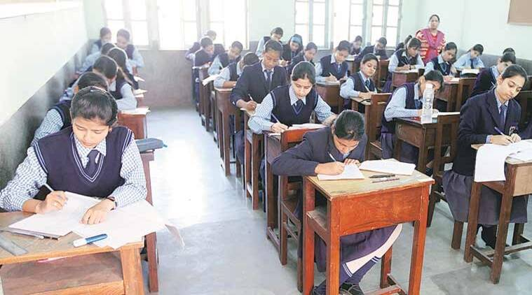 Madhyamik exams phone seized, Madhyamik examinatins, west benagl education, west bengal exams, west bengal senior secondary board, Indian express education, indian express news