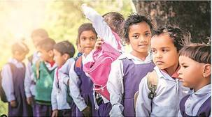 Ahmedabad: Enrolment drops even as 2.62 L students shift to govt schools