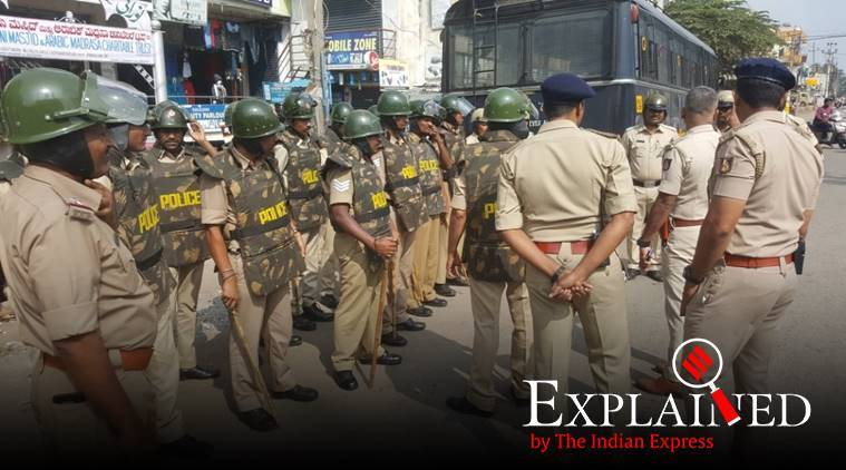 section 144, what is section 144, section 144 crpc, prohibitory orders, citizenship law protests, cab protests, caa protests, express explained, indian express