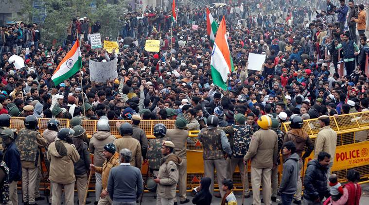 citizenship amendment act, caa protests, jamia protests, supreme court citizenship act petitions, non-muslims citizenship, students protests, aligarh muslim university protests caa, what is citizenship act, home minister amit shah, bjp citizenship act