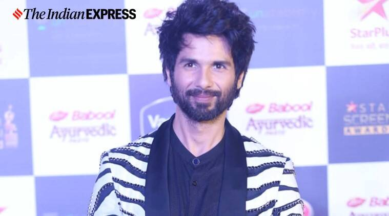 shahid kapoor star screen awards