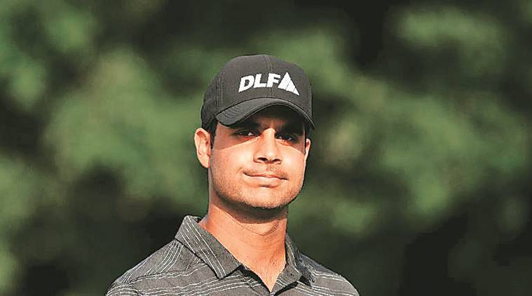 Golfer Shubhankar Sharma, Shubhankar Sharma, Hero Open in Birmingham, Golf news