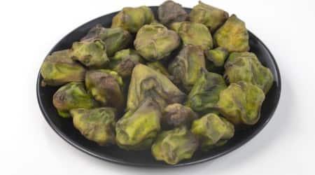 singhade ki sabzi, water chestnut recipe, indianexpress.com, indianexpress, singhada benefits health, singhade ki sabzi recipe,