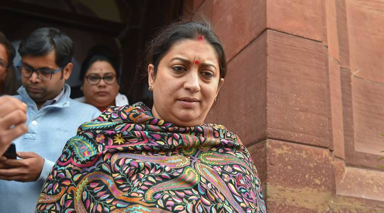 Smriti Irani in Lok Sabha: Rs 474 crore set aside for 1,023 fast track courts for rape cases