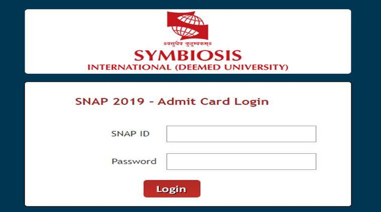 snap, snap 2019, snaptest.org, snap admit card 2019, symbiosis admission, snap exam pattern, symbiosis entrance exam, education news