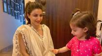 Soha Ali Khan on daughter Inaaya: 'Scary and exciting as she is exposed to so much'