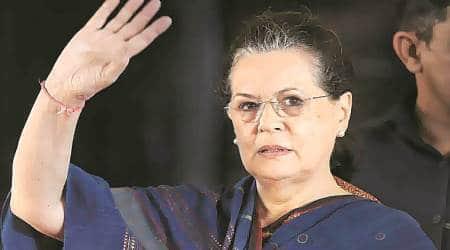 Sonia Gandhi ,Coronavirus india, coronavirus india curfew, india covid-19 curfew, bangalore covid-19 curfew, indian express news