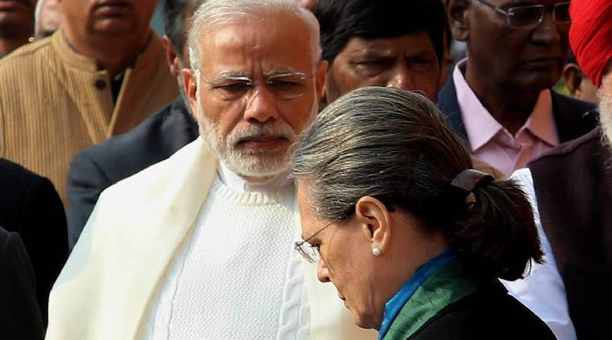 Sonia Gandhi, pm Narendra Modi, sonia gandhi letter to modi, sonia gandhi on fuel prices, petrol price, diesel price, indian express