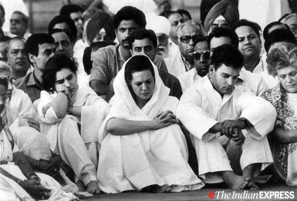 sonia gandhi birthday, sonia gandhi photos, sonia gandhi congress, congress sonia gandhi, sonia gandhi archive photos, india news, indian express