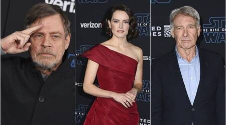 star wars the rise of skywalker premiere