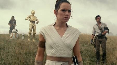 Star Wars The Rise of Skywalker box office