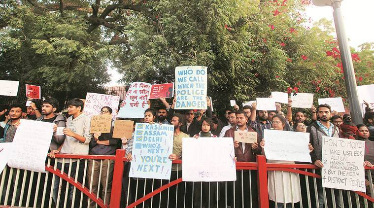 Gujarat Nirma University, Nirma University CAA protests, studentsgive undertaking CAA protests, CAA protests, Citizenship Amendment Act, Citizenship Amendment Bill,
