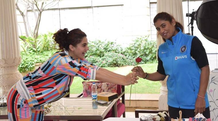 Taapsee Pannu to star in women`s cricket captain Mithali Raj`s biopic