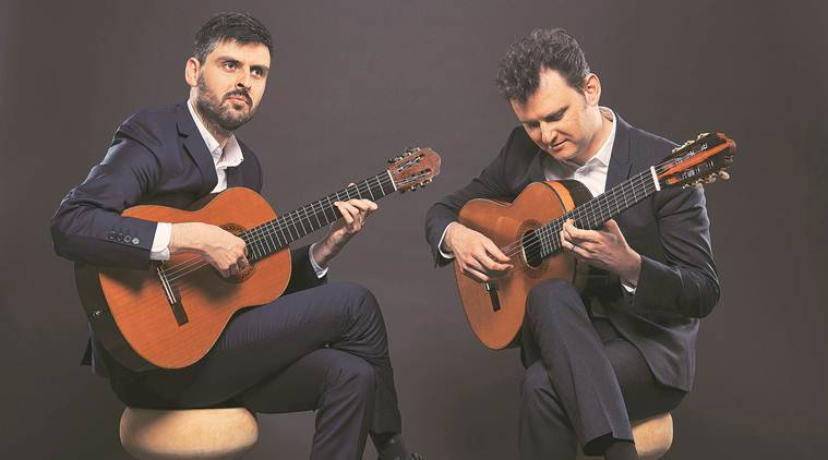 guitarist duo Slava and Leonard Grigoryan, music, Grigoryan Brothers,