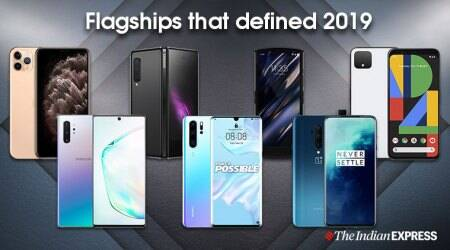 Flagships of 2019, 2019 best flagships, top flagships of the year, Apple iPhone 11 Pro Max, Samsung Galaxy Fold, OnePlus 7T Pro, Google Pixel 4, Motorola Moto Razr 2019, Samsung Galaxy Note 10 Plus, Huawei P30 Pro, Flagships that defined 2019