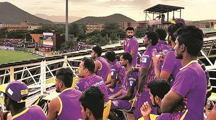 On BCCI's radar: Rs 225-crore bets on a Tamil Nadu T20 game